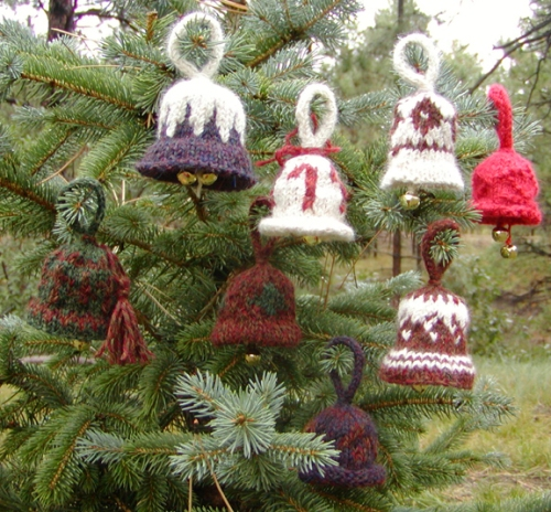Knitting Pattern Christmas Bells : Nancy Yarrison The Pacablogger